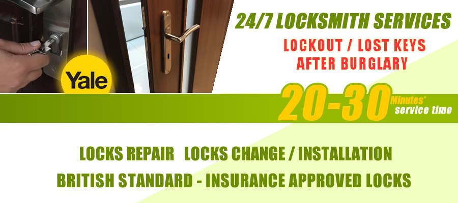 Motspur Park locksmith services